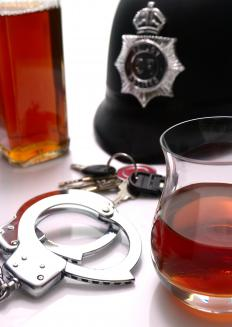 It is not uncommon for a celebutante to be arrested for DUI.