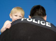 A police officer is expected to have good moral character and moral reasoning.