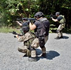 An aspiring liaison officer may be required to undergo police officer training.