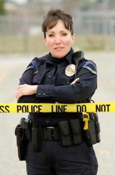 Women in law enforcement may encounter gender bias and sexual harassment.