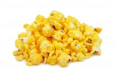 Fresher popcorn pops easily and quickly.