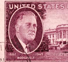 "President Franklin Roosevelt's policies gave the government more oversight and funded a number of new programs, changing the public perception of ""tax and spend."""