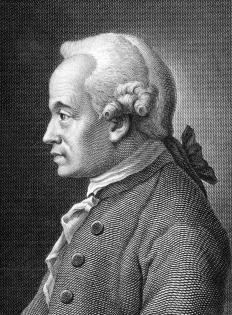 Immanuel Kant believed society was about balancing responsibilities and rights.