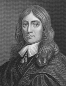 John Milton was a relatively more recent user of ring composition.