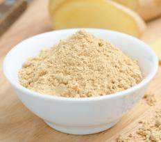 Ginger is vegan-friendly and is used in molasses cookies and gingerbread recipes.