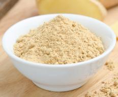 Powdered ginger can be used as a bread preservative.