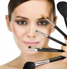 Women suffering from facial hyperhidrosis may be unable to wear makeup.