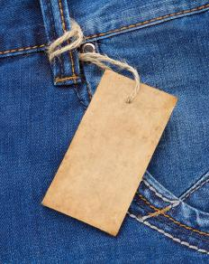 Jeans usually are streetwear clothing.