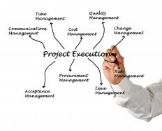 Procurement managers are key components of project execution.