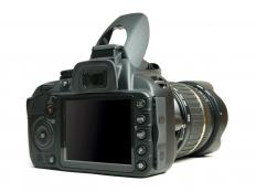 An infrared digital camera is designed to capture images by using infrared light.