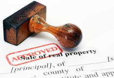 Tax deed sales auction property that has been taken due to delinquent taxes.