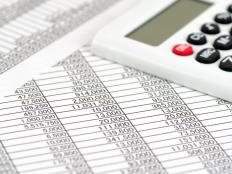 Accounting records can be on paper, in software, or both.