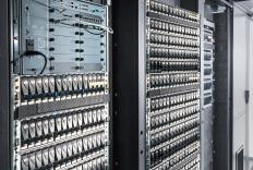 An application service provider business model guarantees the proper maintenance, functioning and accessibility of its servers.