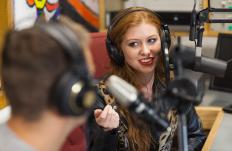 A radio talk show host may serve as an educator.