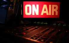 People with on-air training may circulate their tapes to local radio stations.