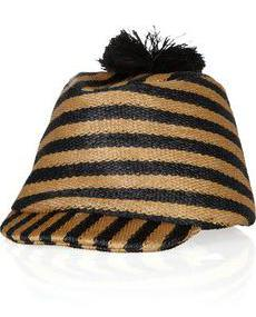 Crafters like to use raffia, a soft and durable natural fiber, to make things like hats.