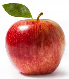 "The word ""apple"" has two syllables, but only one morpheme."
