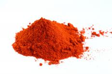 Paprika, which can be used to make a nut roast.