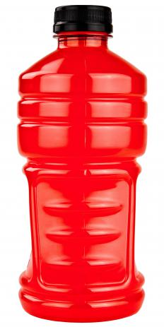 Sports drinks may help replenish body electrolytes after exercise.
