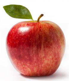 Don't use apple juice instead of raw apples as it tends to work as a natural laxative.