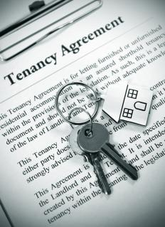 Short term housing rentals still require a rental agreement.