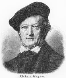 Richard Wagner popularized the bass clarinet in many of his operas.