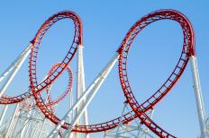 Many roller coasters have magnetic brakes.
