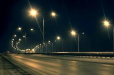 While DRLs are designed to be automatic, drivers must still turn on their lights when driving at night.