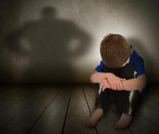 Child abuse intervention seeks to save children from abusive adults.
