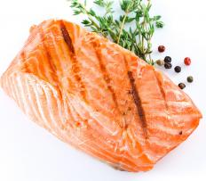 If you do not like the taste of salmon but still want its benefits, salmon oil capsules are recommended.