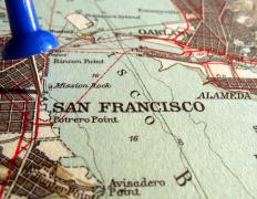 San Francisco offers many tourist attractions for children and families.