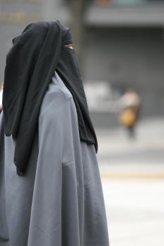 The Mutaween will look for women who are not properly dressed.