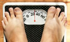 Body mass measures are used to determine the degree to which someone is overweight.