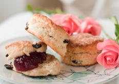 Gluten-free scones do not contain any wheat or barley.