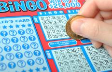 Convenience stores often sell lottery tickets.
