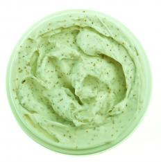 Using an exfoliant can help clean out pores.