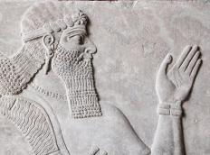 Jointure can be traced to the ancient code of law created by the Babylonian King Hammurabi.