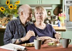 Major depression in elderly patients can be mistaken for Alzheimer's disease.