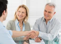 Many individuals choose to meet with a financial professional to discuss their financial planning needs.