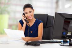 Administrative specialists have specialized skills that go beyond general office management.
