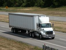 Heavy duty truck tires can be used on oversize vehicles like tractor trailers.