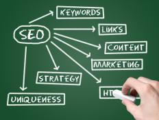 Copywriters often write copy for the purpose of search engine optimization.