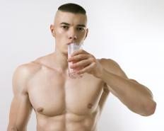 The amino acids in whey protein -- whether found in foods or drink supplements -- are essential to muscle health.
