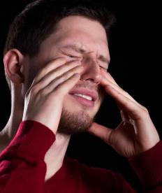 People with empty nose syndrome may constantly battle sinus infections.