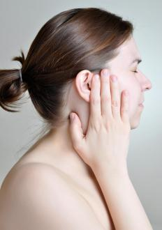 Anyone with ear pain should see a doctor.