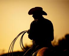 "Wyoming is often referred to as ""The Cowboy State"" due to the many ranches in its borders."