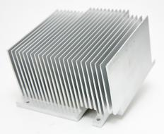 A CPU heat sink can help reduce spikes.