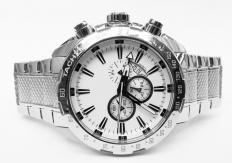 A nice watch is a good gift idea when shopping for a man.