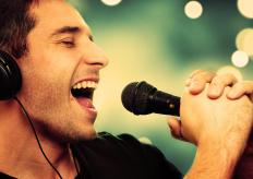 Singing for extended periods of time can cause small nodules on the vocal cords.