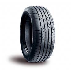Tire dressing, which can be solvent or water-based, makes a tire look shiny and new.